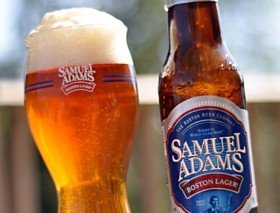 Sam Adams 12-pk offer
