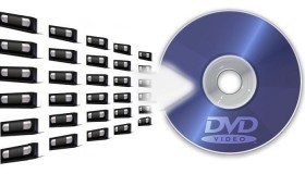 Your Home Movies to DVD's!