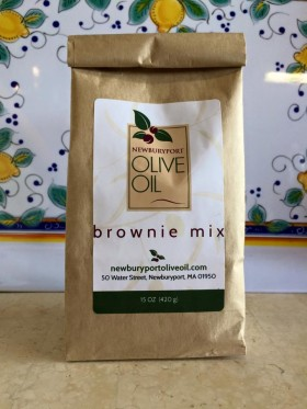 Free 60ml Bottle w/ Brownie Mix Purchase