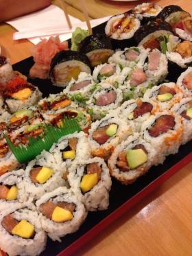 Free Maki Roll