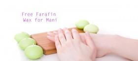 FREE PARAFFIN WAX!!