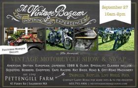 Vintage Bazaar Motorcycle Show & Swap