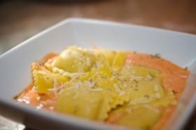 Special Butternut Squash Ravioli