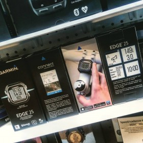 Garmin EDGE 25 now available