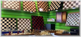 10% Off All Chess and Backgammon Sets