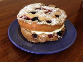 "Free 6"" LemonBerry Cream Cake!"