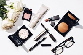 Laura Mercier Artist in house