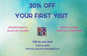 20% Off Your First Drop-in Visit