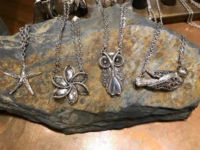 Silver Spoon Jewelry for Spring!