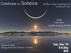 Come Celebrate the Solstice!