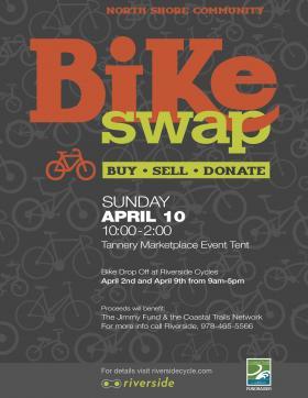 Bike Swap at Riverside!