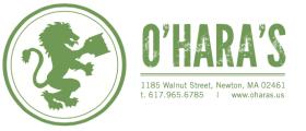 OHaras Food & Spirits