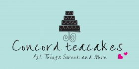 Concord Teacakes