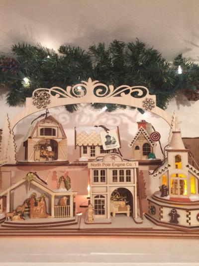 Ginger Cottage Special