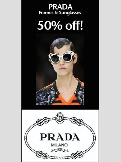 Sunglasses 50% off!