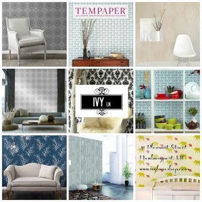 Tempaper at Ivy Lane