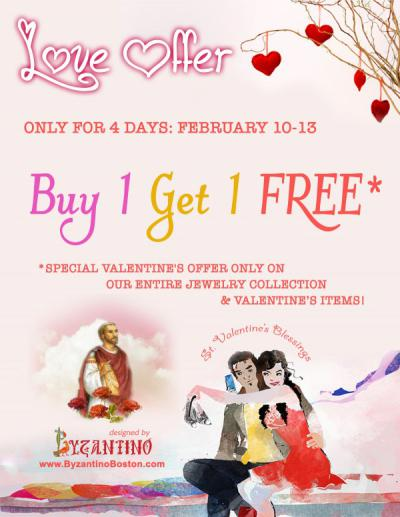 Valentine's Best Offer