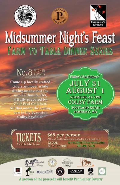 Midsummer Night's Feast