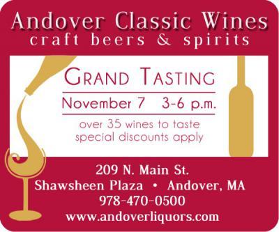 Fall Grand Wine Tasting