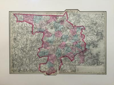 Antique Map Exhibit and Sale