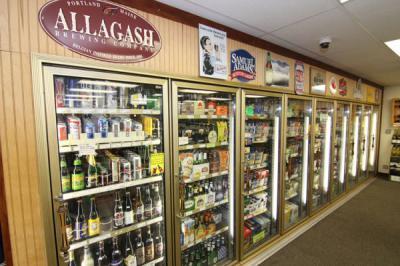 Wide Variety of Beer, Wine, & Liquor
