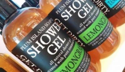 Go Green Sale on Shower Gels!