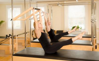 Free 1/2-Hour Pilates Session!