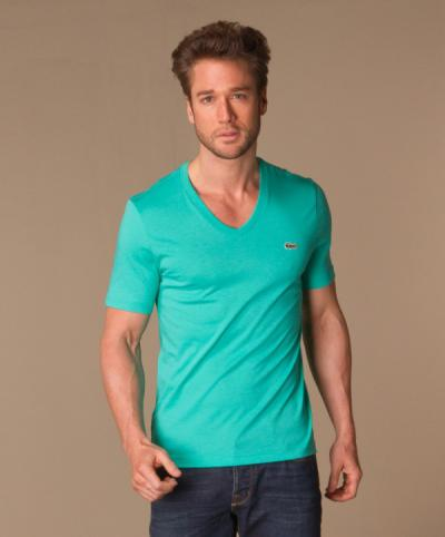 Lacoste V-neck Tee
