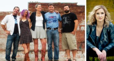 Liz Frame and the Kickers and Amy Black