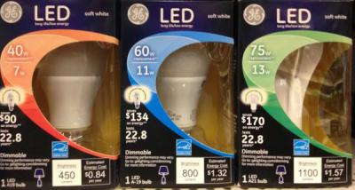 DISCOUNTED L.E.D LIGHTING