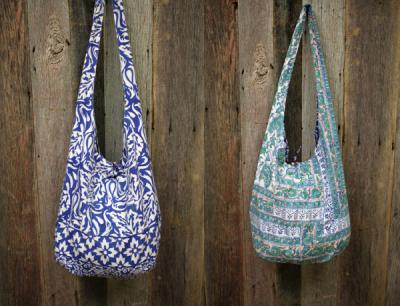 Reversible Bags from India!