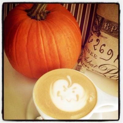 Fall Lattes are on the menu!