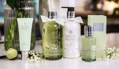 New Molton Brown: Dewy Lily & Star Anise
