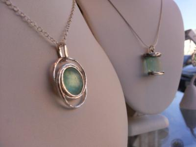 20% Off Roman Glass Sterling Jewelry