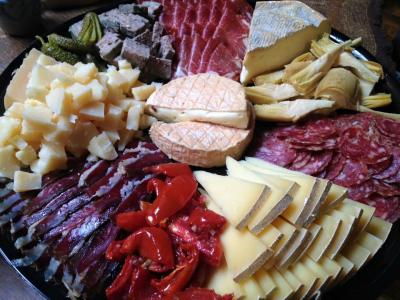 The Grand Trunk Taster Tray!