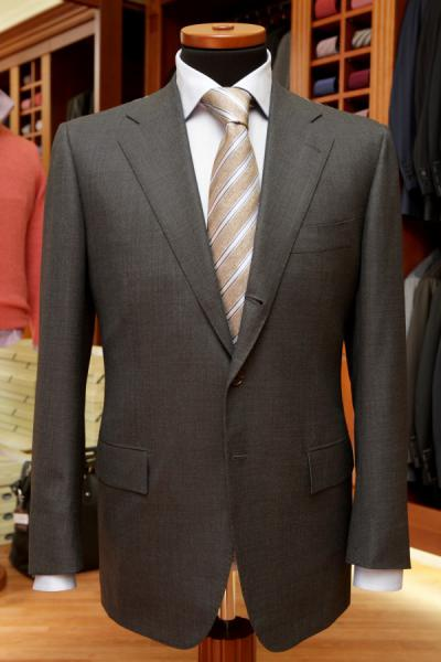 $400.00 off your first custom made suit.