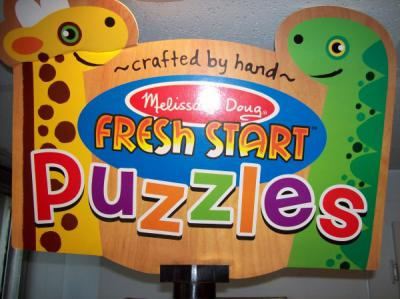 20 % Off New Melissa & Doug