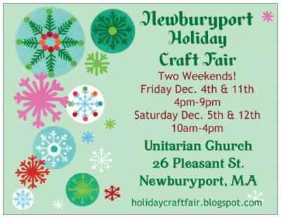 Holiday Craft Fair with Local Artisans