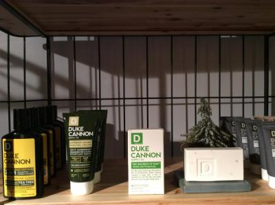 Duke Cannon Soaps and Supplies