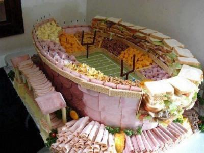 Superbowl Party Catering