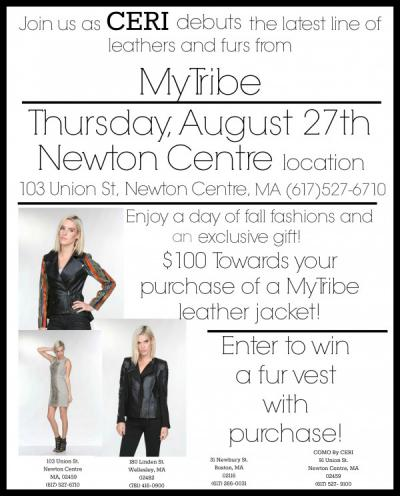 My Tribe Trunk Show