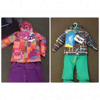 15% Off deux par deux Snowsuits
