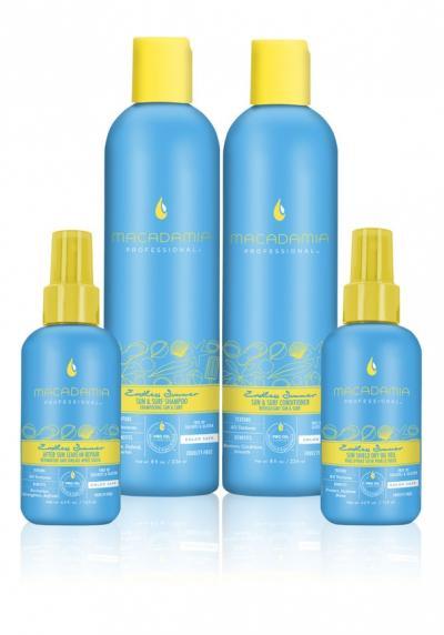 Introducing: Macadamia Sun Haircare