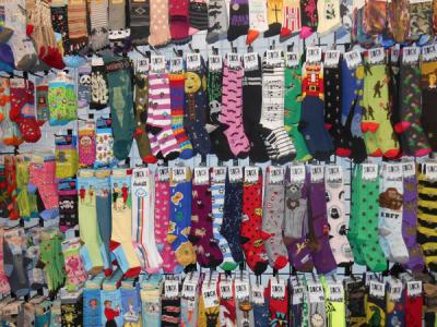 Hundreds Of Sock Styles For All Ages.