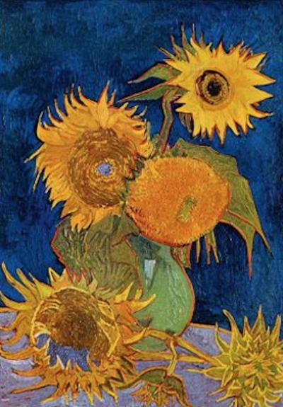 Celebrate Van Gogh's Birthday