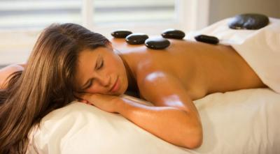 5 Hot Stone 1 Hour Massages for $300