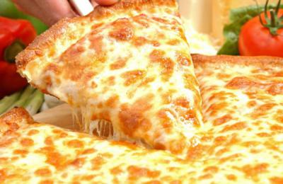 Two Large Cheese Pies for $15.99