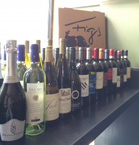 Try Our New & Exclusive Italian Wines