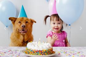 Canvas Birthday Party!