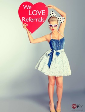 Refer a client and Get 15% off